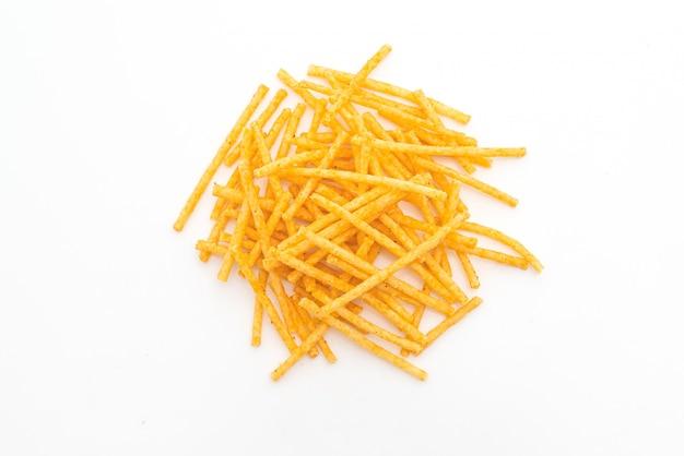 Snack croccanti al mais Foto Premium