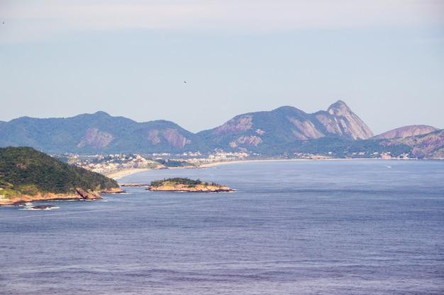 Spiagge di niterãƒâ³i Foto Premium