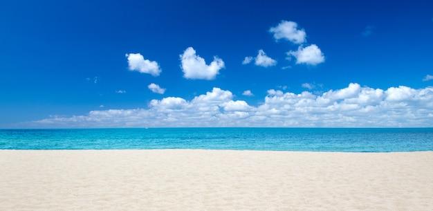 Spiaggia Foto Premium