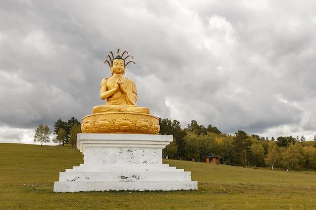 Statua di buddha Foto Premium