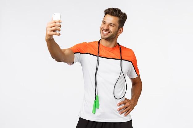 Stile di vita sano, sport e persone. Foto Premium