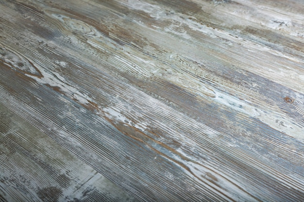 Struttura di legno bianca d'annata della plancia per fondo Foto Premium