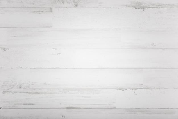 Struttura di legno del fondo bianco astratto Foto Gratuite