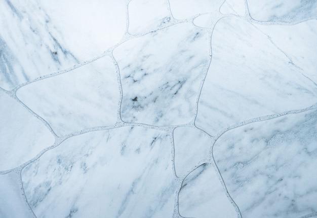 Struttura di superficie di marmo del fondo di pietra. Foto Premium