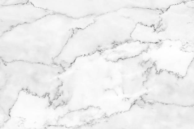 Struttura in marmo bianco con motivo naturale per opere d'arte di sfondo o design. Foto Premium