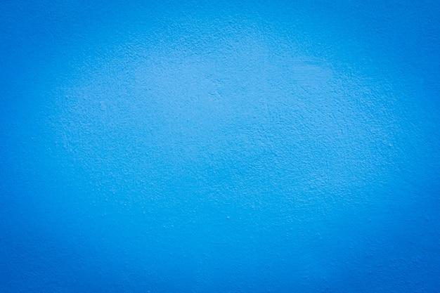 Strutture blu del muro di cemento per fondo Foto Gratuite
