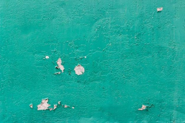 Strutturi il fondo di metallo arrugginito con una vecchia pittura della sbucciatura Foto Premium