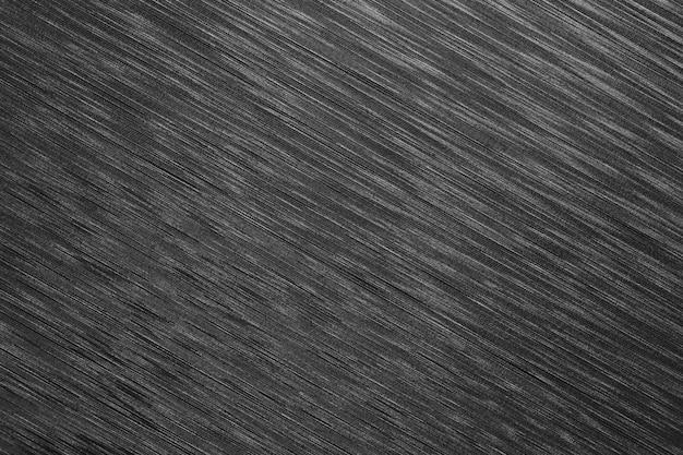 Superficie di metallo nero Foto Premium