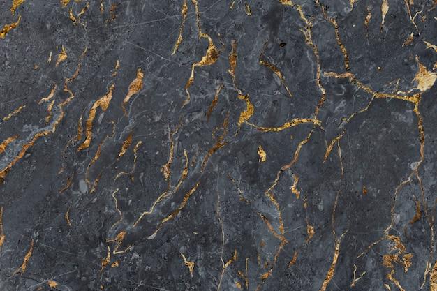 Superficie marmorizzata nera Foto Gratuite