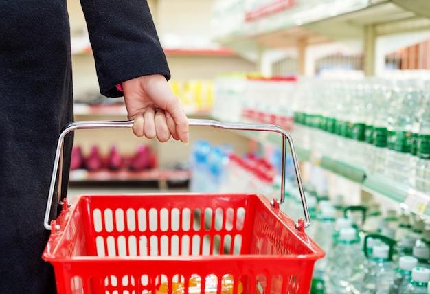 Supermercato Foto Premium