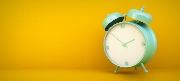 Sveglia blua Foto Premium