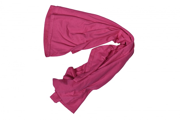 T shirt in disordine rosa Foto Premium