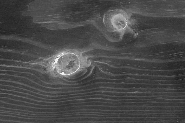 Legno Bianco E Nero : Tavola di legno in bianco e nero con due nodi scaricare foto gratis