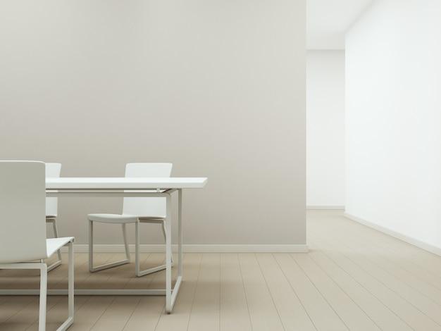 Sedie Bianche E Legno : Set da pranzo composto da sedie e tavolino rotondo da cm