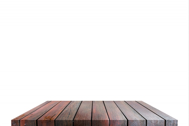 Ripiani In Legno Per Tavoli : Tavolo in legno o ripiano in isolamento scaricare foto premium