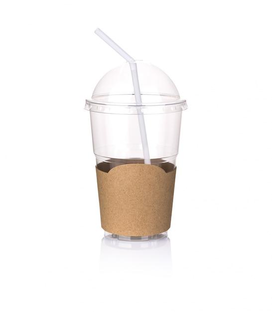 Tazza di caffè in plastica Foto Gratuite