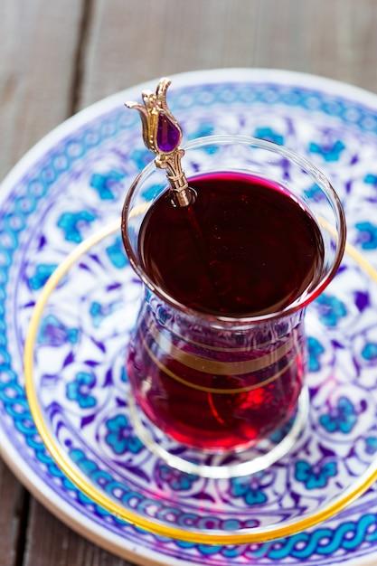 Tè turco Foto Premium