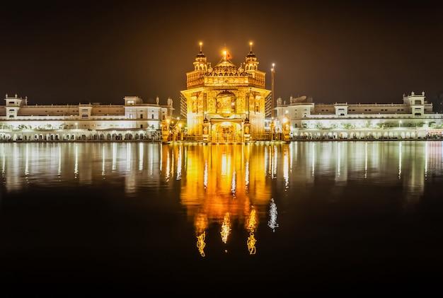 Tempio d'oro Foto Premium