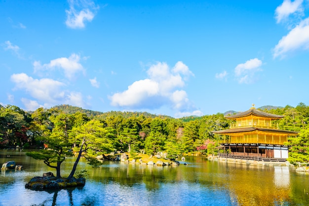 Tempio di kinkakuji Foto Gratuite