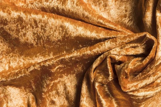 Tessuti solidi glitter giallo curvy per tende Foto Gratuite