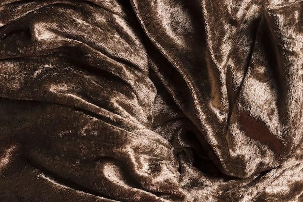 Tessuto di seta materiale marrone per la decorazione domestica Foto Gratuite