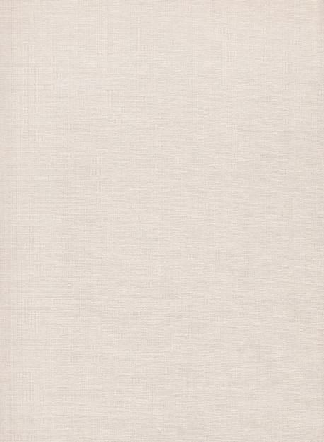 Tessuto di tela texture. Foto Premium