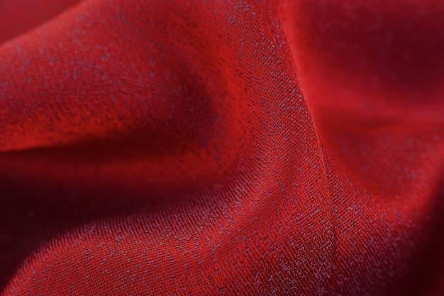 Tessuto rosso Foto Gratuite
