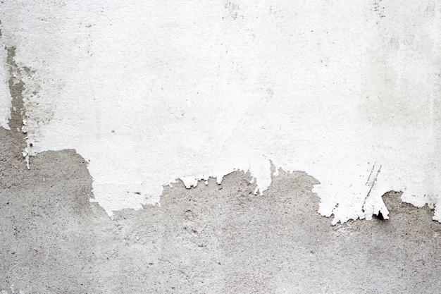 Texture di un vecchio muro di erosione. Foto Premium