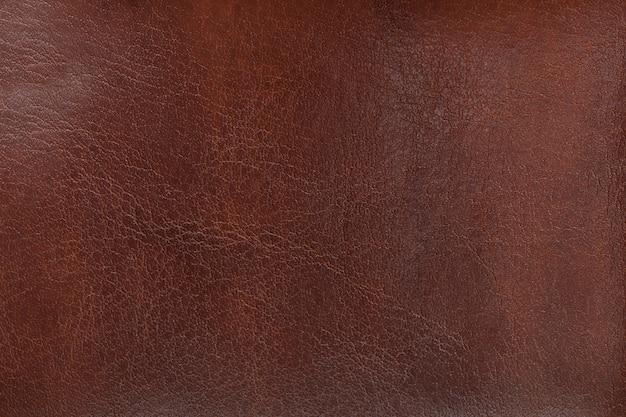 Texture pelle invecchiata marrone naturale Foto Premium