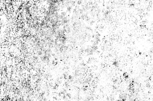 Texture stile grunge astratto bianco e nero. Foto Premium