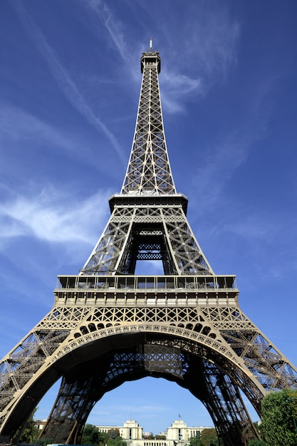 Torre eiffel parigi francia Foto Gratuite