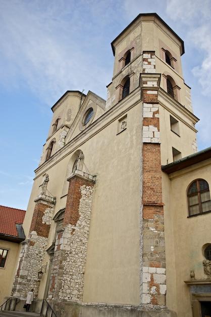 Torri abbazia a tyniec Foto Gratuite