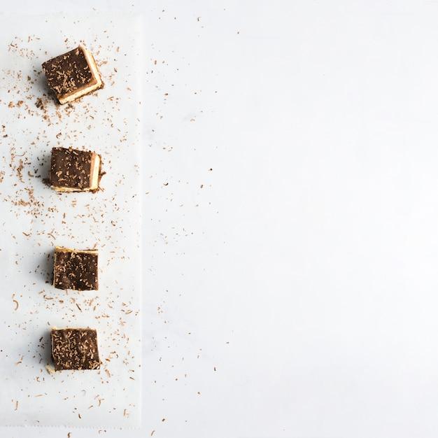 Torta al cioccolato Foto Gratuite