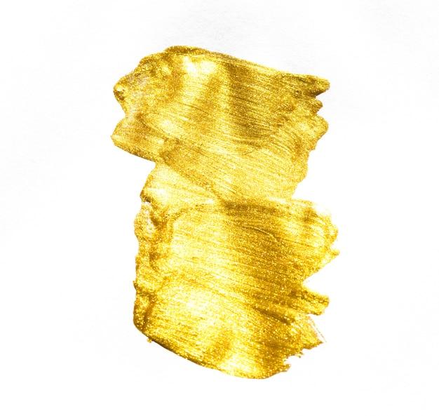 Trama acquerello oro Foto Premium