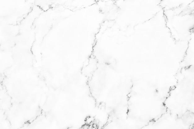 Trama di marmo bianco con motivo naturale Foto Premium