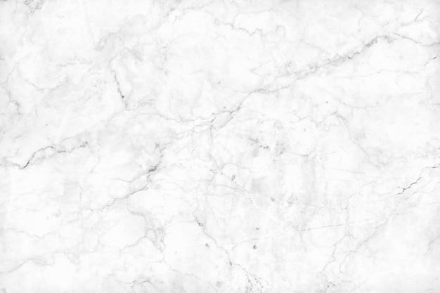 Trama di marmo grigio bianco ad alta risoluzione, vista da banco di piastrelle in pietra naturale Foto Premium