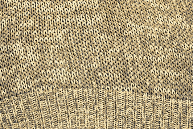 Trama di sfondo di tela a maglia. Foto Premium