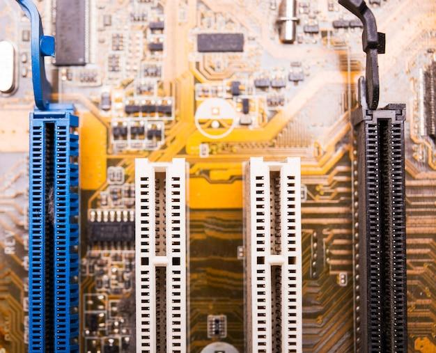 Trama di sfondo tecnologia Foto Gratuite