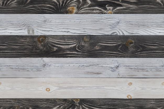 Trama di tavola di legno senza soluzione di continuità Foto Premium