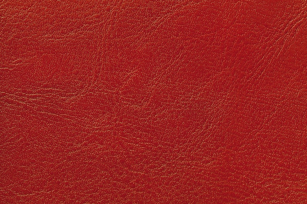 Trama in pelle rosso scuro Foto Premium