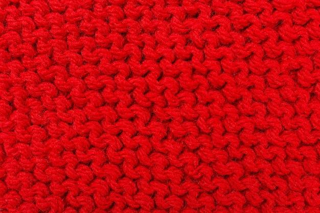 Trama per il colore rosso Foto Premium