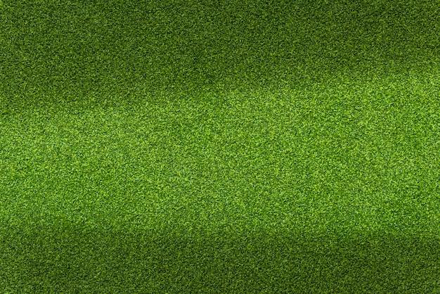 Trama verde golf artificiale Foto Premium