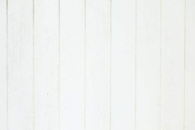 Trame di legno bianco per lo sfondo Foto Gratuite