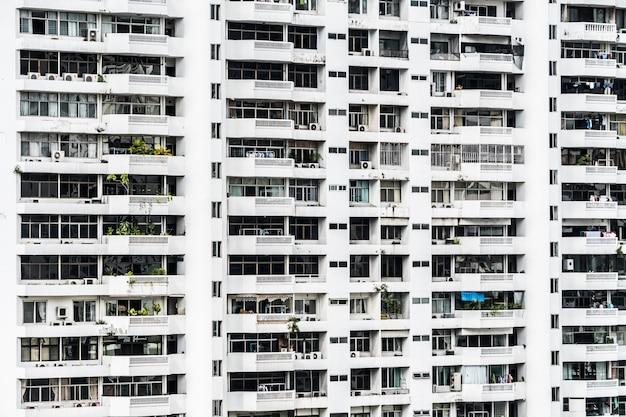 Trame di pattern finestra per lo sfondo Foto Gratuite