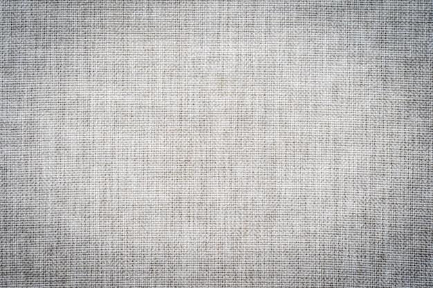 Trame di tessuto di cotone grigio astratto e di superficie Foto Gratuite
