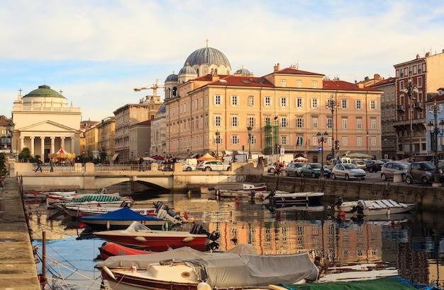 Trieste Foto Premium