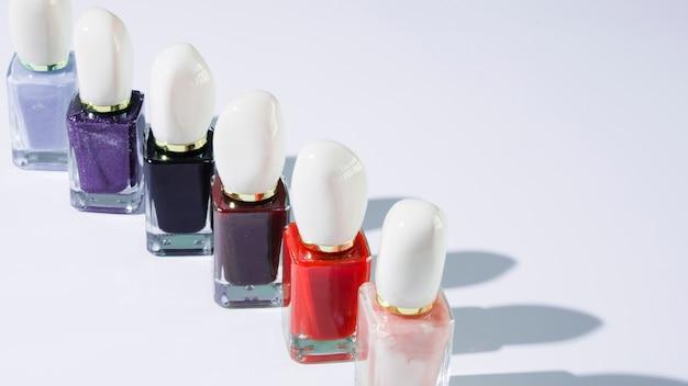 Trucco di smalto per unghie Foto Gratuite