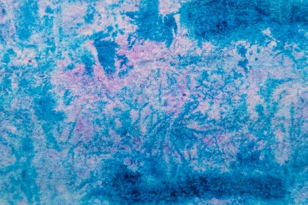 Un contesto strutturato dell'acquerello dipinto a mano astratto vecchio Foto Gratuite