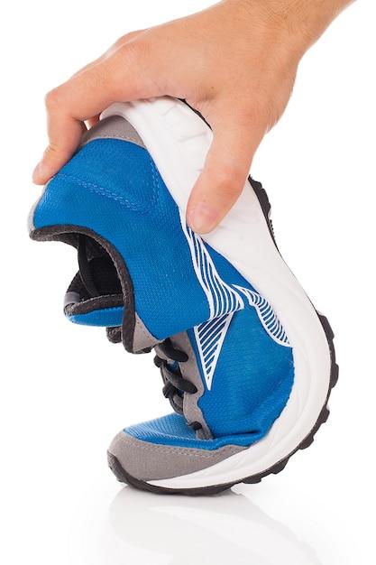 Un paio di scarpe da ginnastica Foto Gratuite
