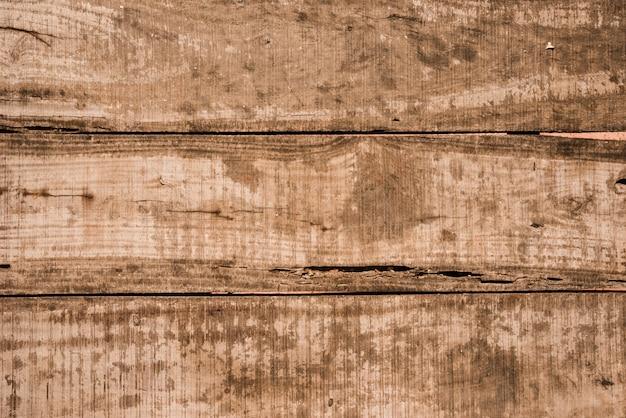 Un vecchio fondo di legno della plancia Foto Gratuite